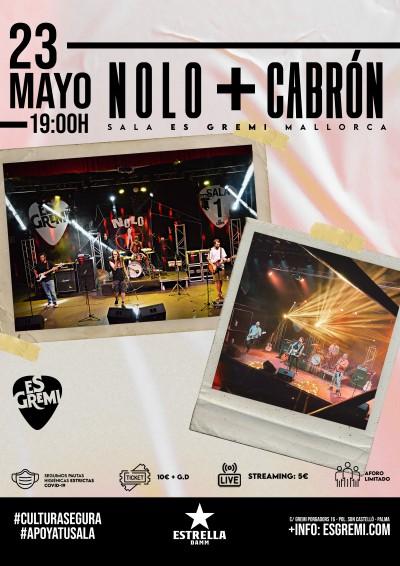 NOLO + CABRÓN