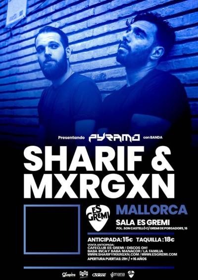 SHARIF & MXRGXN
